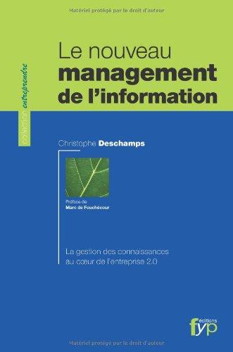 Le nouveau management de l'information