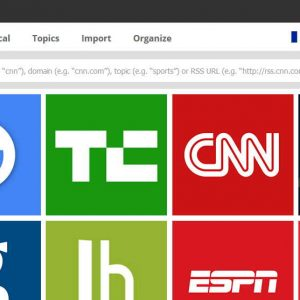 NewsTab, un impressionnant agrégateur d'informations multifonctions