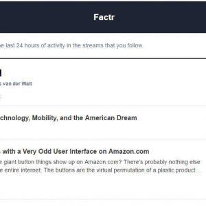 Sept services gratuits pour découvrir des contenus intéressants («content discovery»)