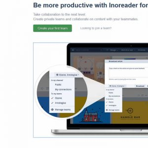 Inoreader mode d'emploi : mettre en place une veille collaborative