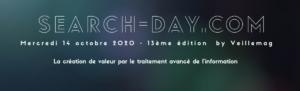 Search Day 2020, le 14 octobre prochain